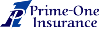 Prime One Insurance Logo